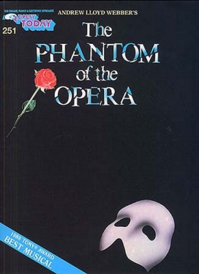 Lloyd Webber Andrew : E-Z Play Today 251: The Phantom Of The Opera