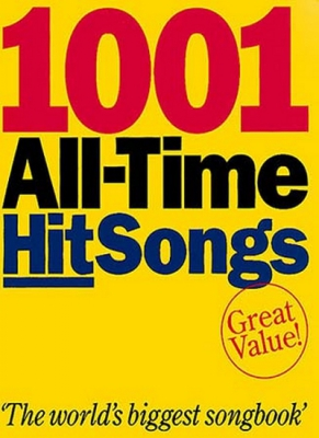 1001 All-Time Hit Songs