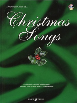 Christmas Songs, Bumper book of (PVG/CD)