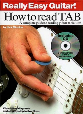 Really Easy Guitar! How To Read