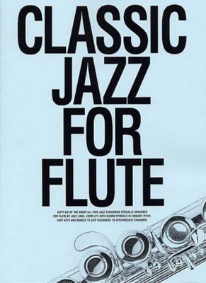 Classic Jazz For Flute