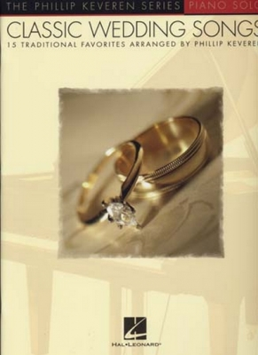 Classic Wedding Songs Keveren Piano Solos