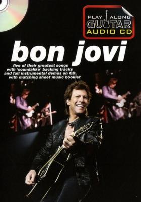 Bon Jovi : Play Along Guitar