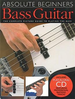 Absolute Beginners: Bass Guitar (Book And CD)