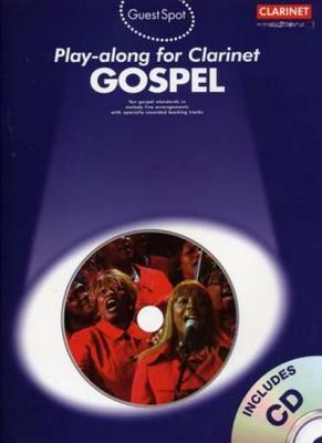 Guest Spot: Gospel Play-Along For Clarinet