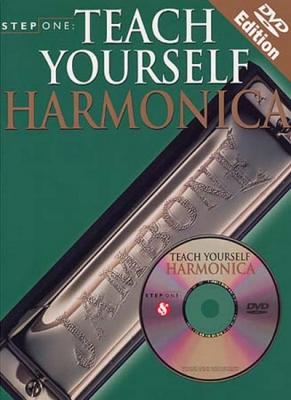 Step One : Teach Yourself Harmonica - Dvd Edition