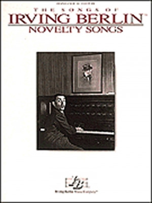 Berlin Irving : Irving Berlin Novelty Songs (piano/vocal