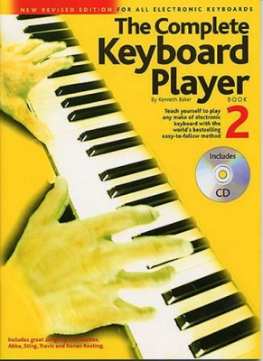 Baker Kenneth : The Complete Keyboard Player: Book 2 With CD (Revised Edition)