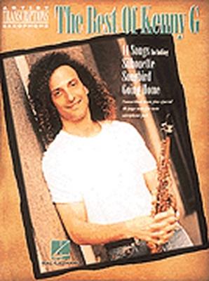 Kenny G. : Kenny G, Best of (sax transcriptions)