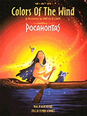 Colors Of The Wind (Pocahontas) Pvg