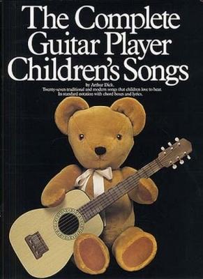 Complete Guitar Player Children's Songs Mlc