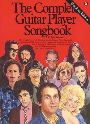 Complete Guitar Player Songbook Omnibus