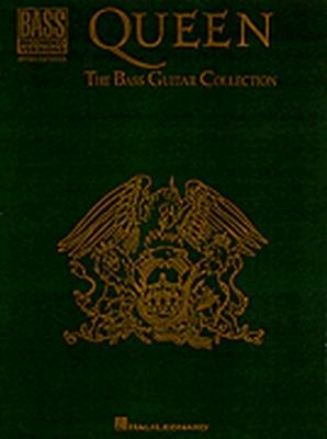 Queen : Queen: Bass Guitar Collection (BTAB)