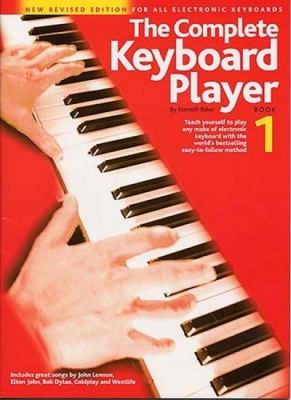 Complete Keyboard Player Bk1 Revised Edition