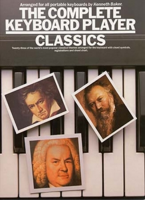 Complete Keyboard Player Classics Kbd