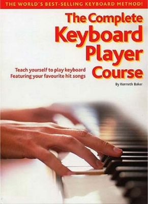Complete Keyboard Player Course Pack Book 2Cd