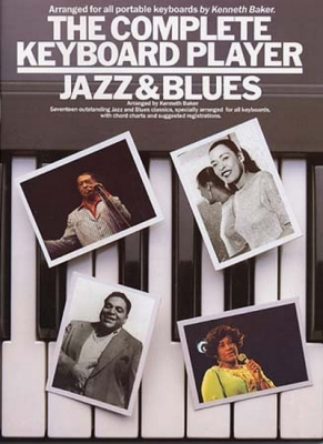 Complete Keyboard Player Jazz And Blues Kbd