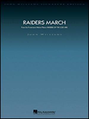 Williams John : Raiders March (deluxe score)