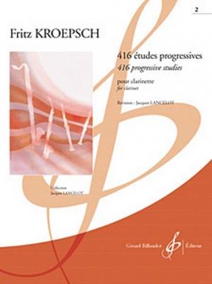 416 Etudes Progressives Vol.2
