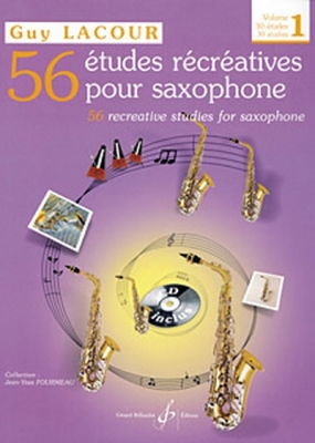 56 Etudes Recreatives Cahier 1 - 30 Etudes