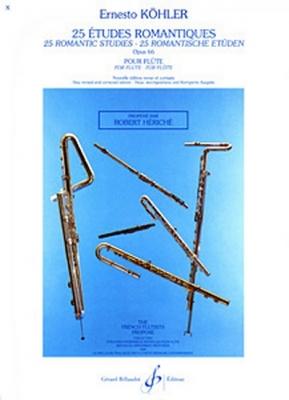 25 Etudes Romantiques Op. 66