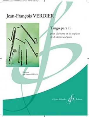 Verdier Jean-François : TANGO PARA TI