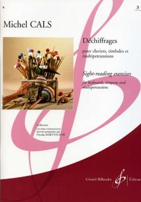 Cals Michel : DECHIFFRAGES VOLUME 3