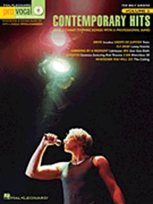 Contemporary Hits - Pro Vocal Men'S Edition Vol.3