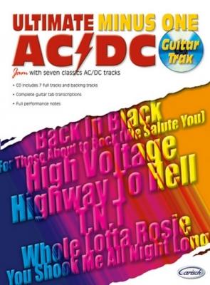 AC / DC : AC/DC (ultimate minus one) (GTAB/CD)