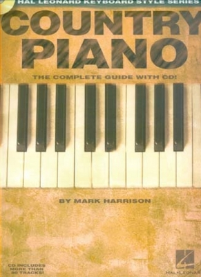 Country Piano Keyboard Style Serie
