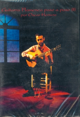 Herrero Oscar : Flamenco Guitar Step by Step, Vol. 2