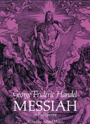 Haendel Georg Friedrich : MESSIAH IN FULL SCORE