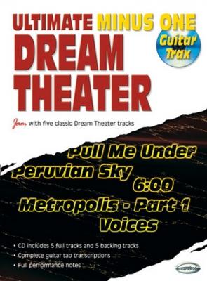 Dream Theater : Dream Theater (ultimate minus 1) (GTAB)