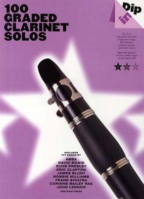 Dip In 100 Graded Clarinet Solos