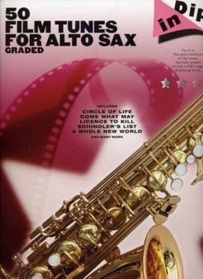 Dip In 50 Graded Film Tunes