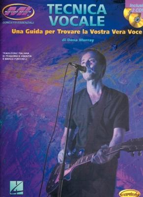 Murray Dena : TECNICA VOCALE +2CD