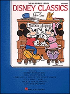 Disney Classics Easy Piano