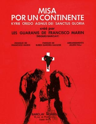 Marin Francisco : MISA POR UN CONTINENTE