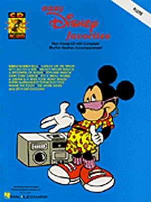 Disney Easy Favorites Flute Cd