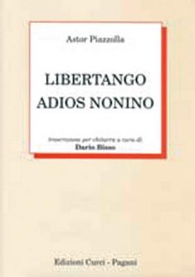 Buy A  Piazzolla : Adios Nonino - Sheet Music / Scores