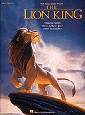 Disney Lion King Easy Piano Pvg