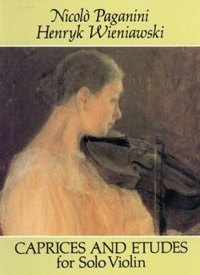 Paganini Niccolo : CAPRICCI E STUDI