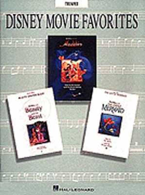 Disney Movie Favorites Instrumental Solo Trumpet