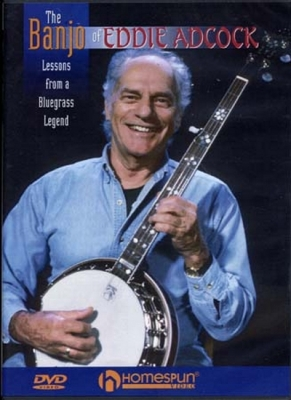 Dvd Banjo Of Eddie Adcock