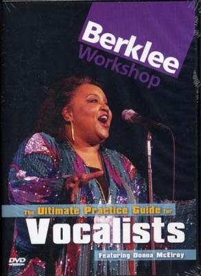 Dvd Berklee Vocal Practice