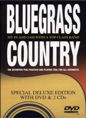 Dvd Bluegrass Country 1 Dvd And 2 Cd Francais