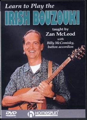 Dvd Learn To Play Irish Bouzouki