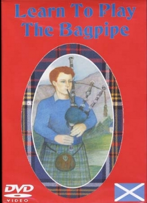 Dvd Learn To Play The Bagpipe