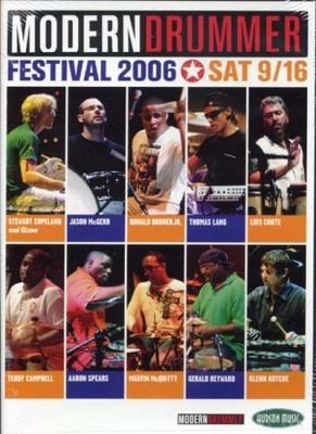 Dvd Modern Drummer Festival 2006 Sat 9/16