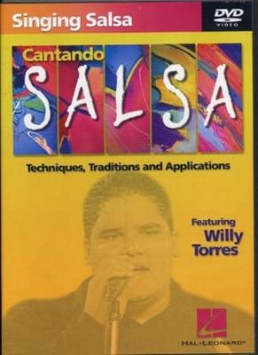 Dvd Salsa Cantando Singing Salsa